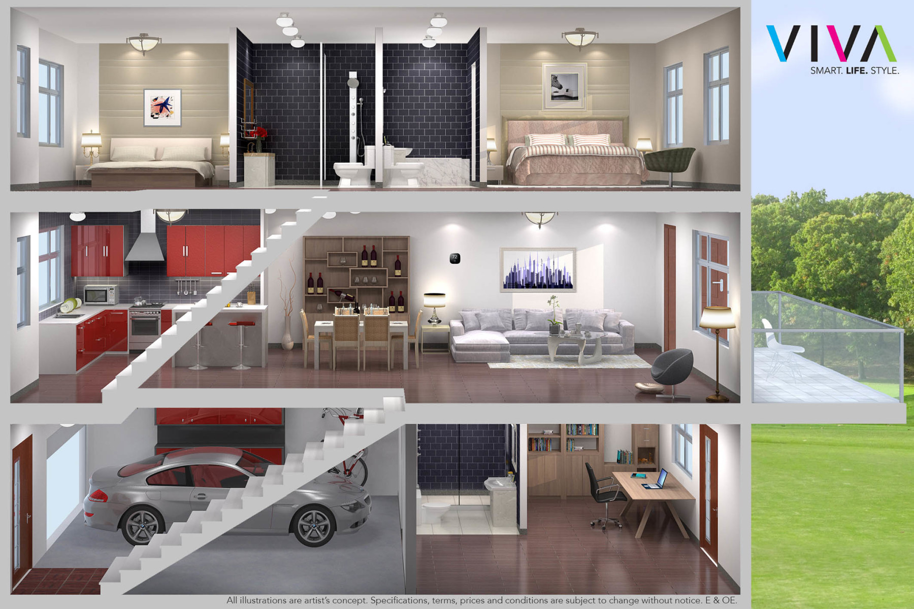 Interior design viva home - Practical Modular But Cool Form And Function Every Day Living Modern Simple Urban Stylish But Conservative To A Point Fill More Space On The Open